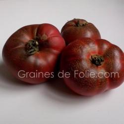 Bio TomateNOIRE de CRIMEE