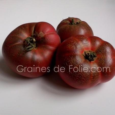 TomateNOIRE de CRIMEE