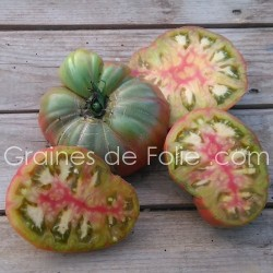 Tomate ANANAS NOIRE - graines