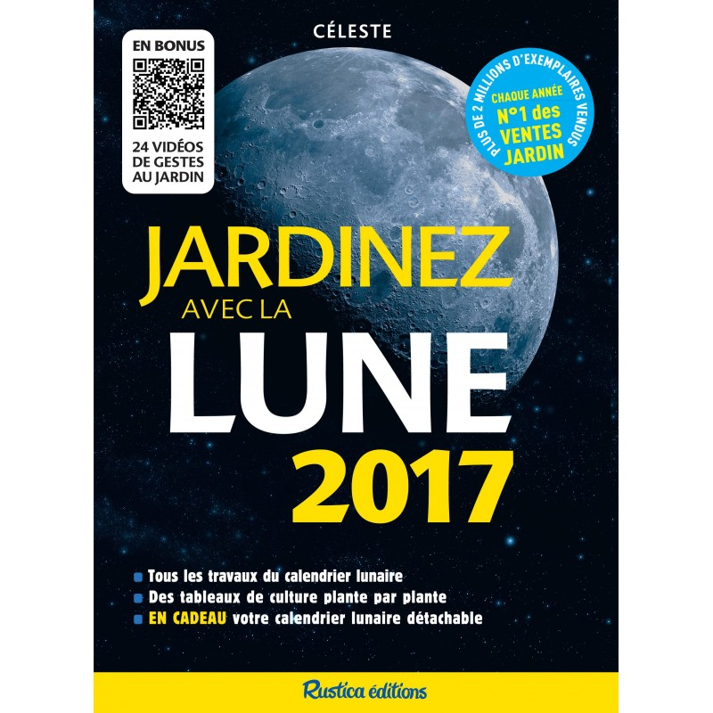 jardiner avec la lune 2017. Black Bedroom Furniture Sets. Home Design Ideas