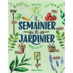 LE SEMAINIER DU JARDINER