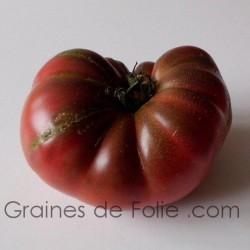 Tomate CHEROKEE PURPLE - graines semences anciennes tomato seeds