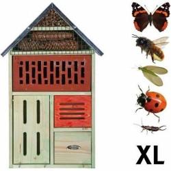 Hôtel à insectes XL
